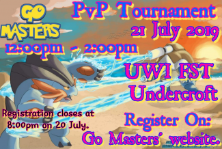 July PvP Tournament Promo